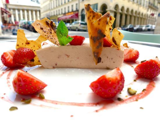 Bissac: Dessert de la carte semaine 1 au 8 septembre 2015