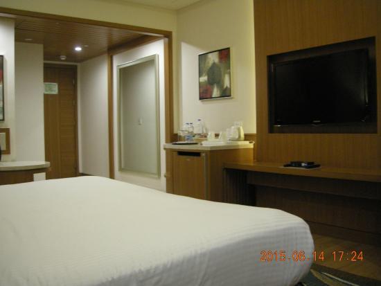 Radisson Blu Hotel Nagpur: Room