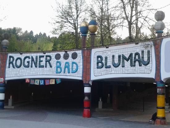 Rogner Bad Blumau: Ingresso