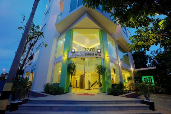 Colina Boutique Hotel: Hotel Building
