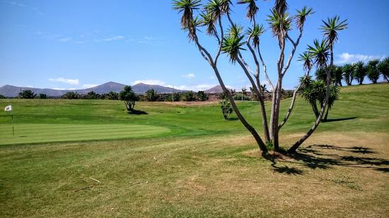 Lanzarote Golf: 13th Hole