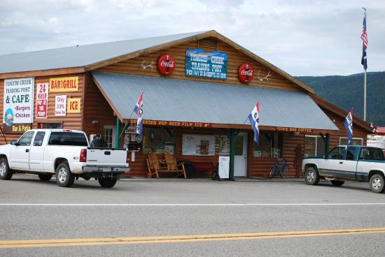 Sargents, CO: Welcome to the Tomichi Creek Trading Post