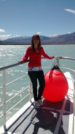 Viedma Glacier: Navegación por el lago Viedma