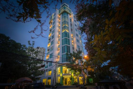 Colina Boutique Hotel: Garden