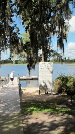 Lifetime of Vacations Resort at Grand Lake : View of the dock