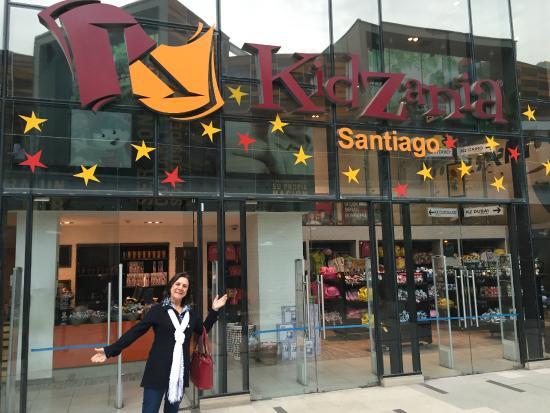 KidZania Santiago: Registrando meu passeio