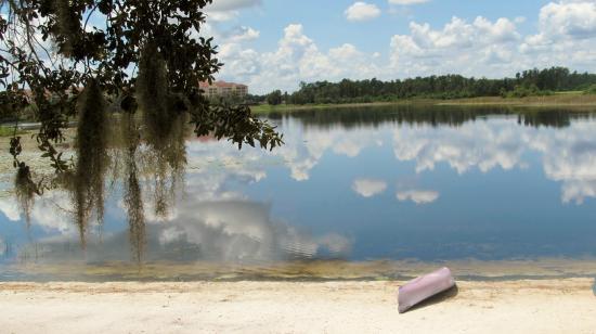 Lifetime of Vacations Resort at Grand Lake : View of Lake Wilson