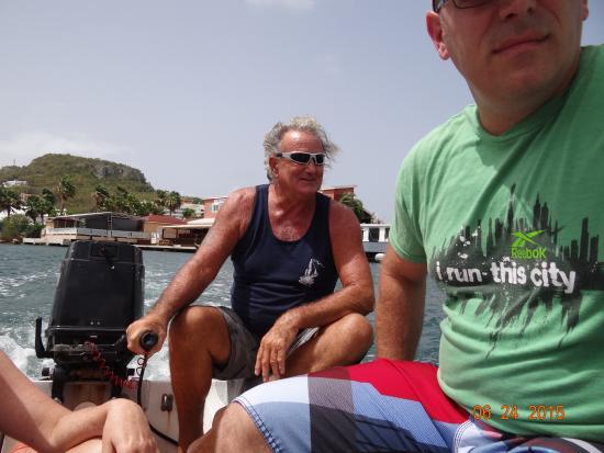 Simpson Bay, St. Maarten-St. Martin: Trevor