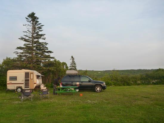 Whale Cove Campground