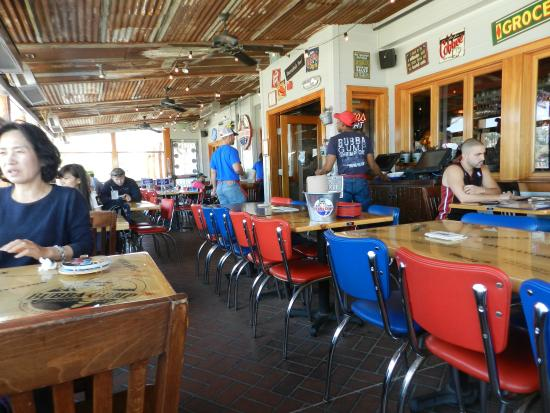 bubba gump shrimp restaurant is a seafood restaurant marketing essay Find out what's popular at bubba gump shrimp co in real-time and see activity, reviews and ratings the pub  bubba gump shrimp co seafood restaurant,.