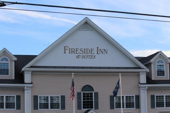 Fireside Inn & Suites: Nice place,good breakfast choices.