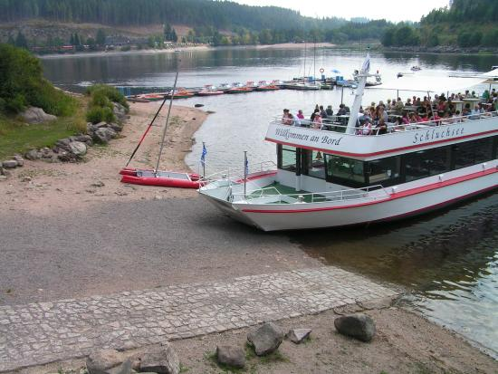 施卢赫湖照片