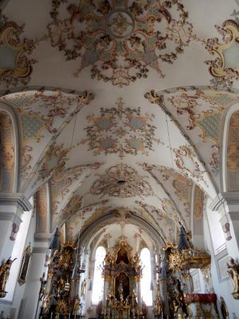 Hoslwang, Tyskland: St. Nikolaus