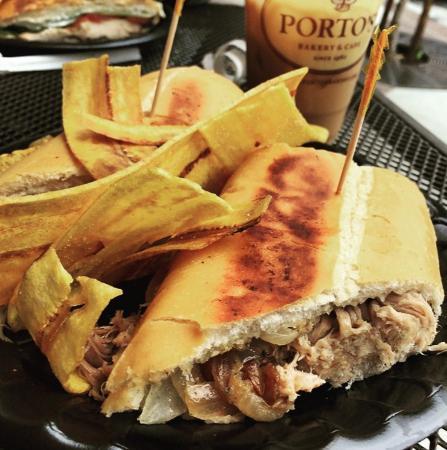 Cuban Sandwiches Are Fantastic Picture Of Porto S