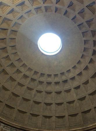 Pantheon: toit