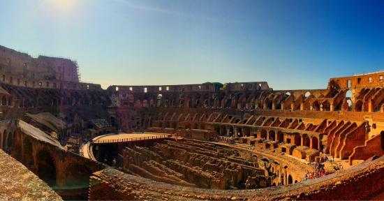 Colosseum: Wow