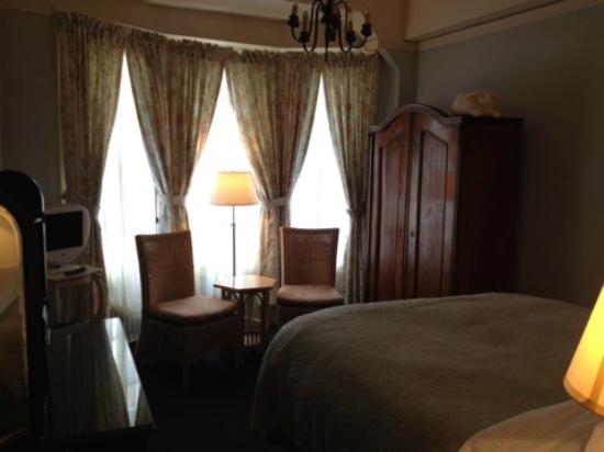 Golden Gate Hotel: Номер в отеле