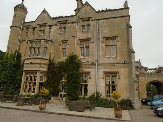 Quaint picture of dumbleton hall hotel evesham for Quaint hotel