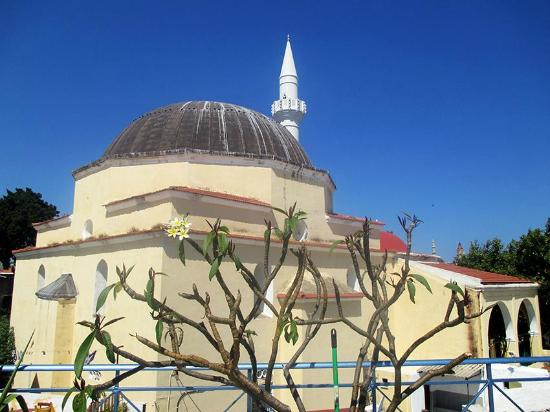 Via-Via: Moschea dalla terrazza