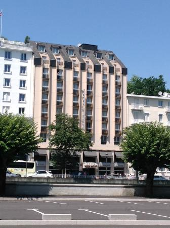Miramont Hotel: Hotel Miramont.
