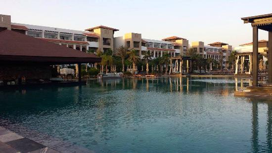 Hotel Riu Palace Tikida Agadir: La piscine
