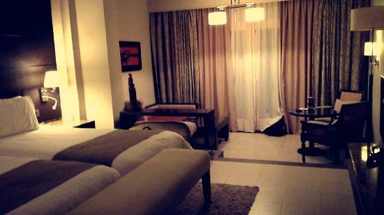 Hotel Riu Palace Tikida Agadir: La chambre
