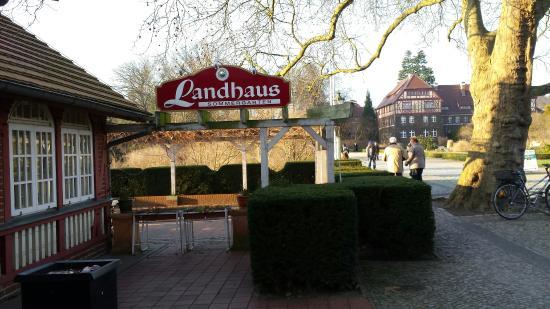 Landhaus Botanischer Garten