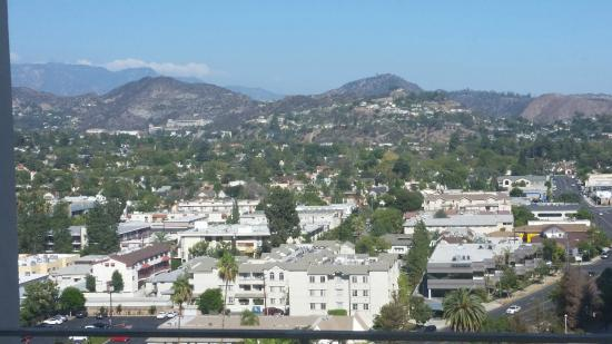 View Of Mountains In Glendale Towards Glendale Community