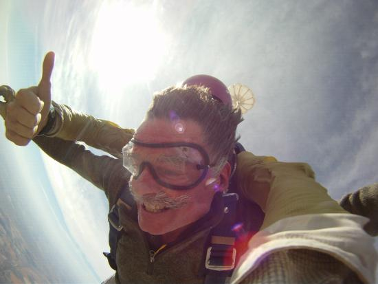 Fort Morgan, CO: Tandem skydiving
