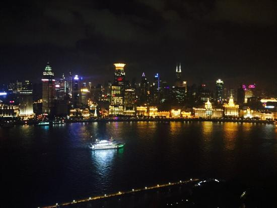 The Bund: Beautiful scenery, but only worth it if the weather behaves, please sure you check the weather b