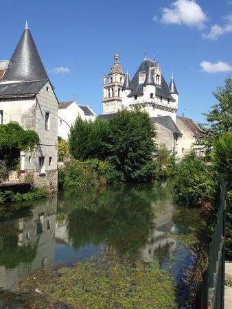 Descartes, فرنسا: Loches