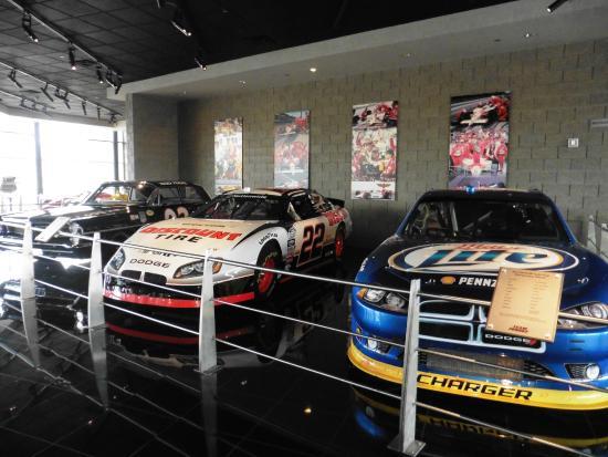 Penske Racing Museum >> Penske Racing Museum Scottsdale Az Picture Of Penske Racing