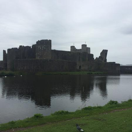 Caerphilly Castle: photo0.jpg