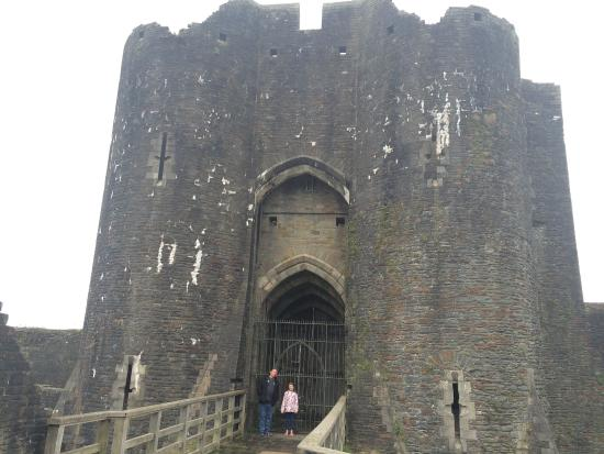 Caerphilly Castle: photo1.jpg