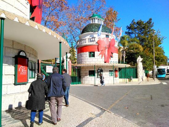 Jardim Zoologico: Zoo, Lisboa, Portugal
