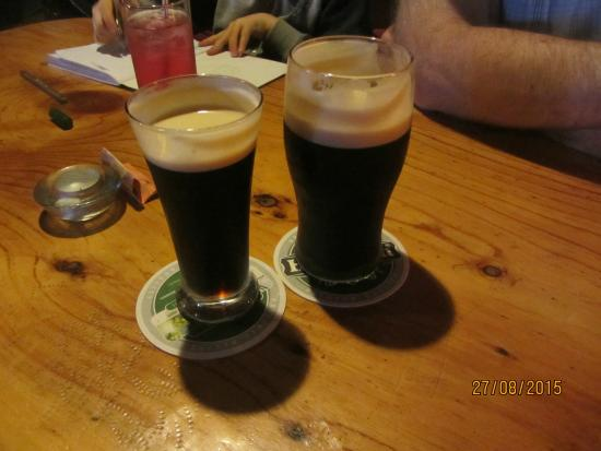 Camp, Irlanda: Fine Guinness served here
