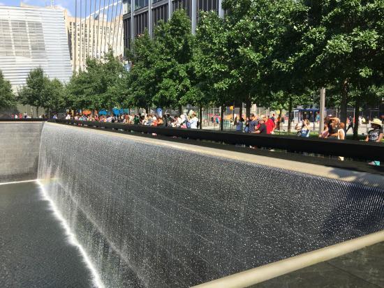 9/11 Memorial: memorial