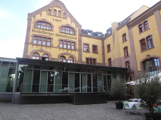 Ba o picture of nh heidelberg heidelberg tripadvisor for Design hotel heidelberg