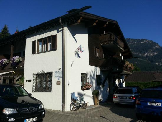 Gästehaus Brigitte: frontale