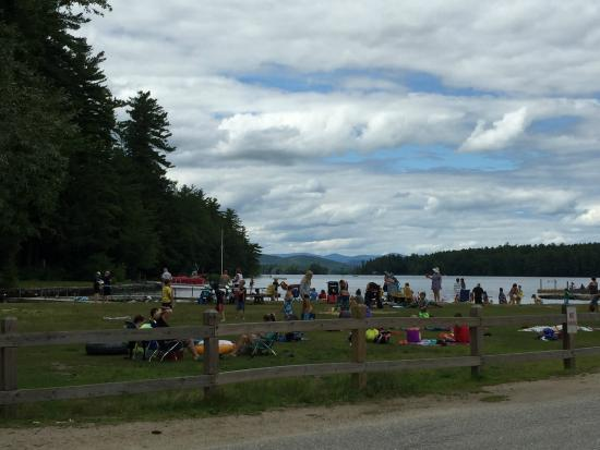 Highland Lake Beach