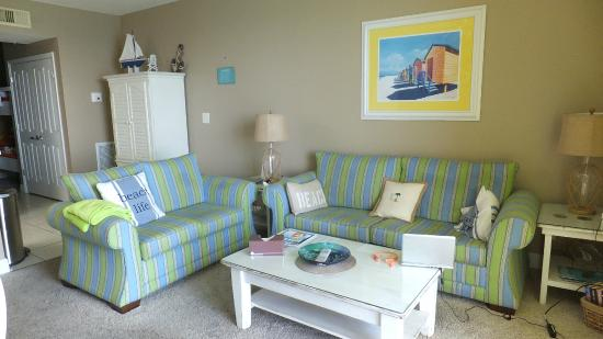 Celadon Beach Resort Living Room