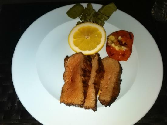 A Cantina : Delicioso Chateaubriand....
