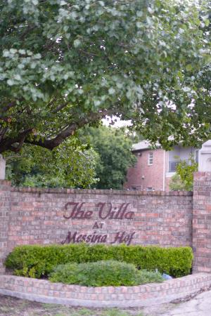 The Villa Bed and Breakfast at Messina Hof