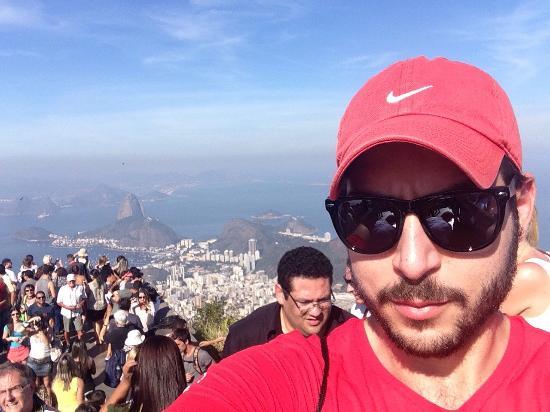 Kristusstatuen i Rio de Janeiro: photo1.jpg
