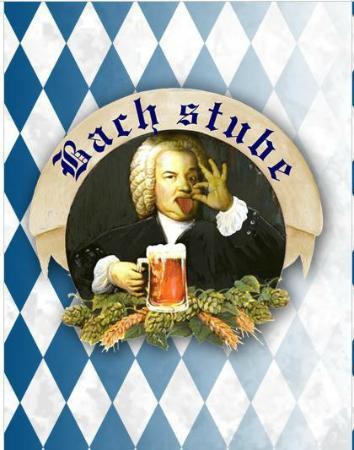 Bach stube