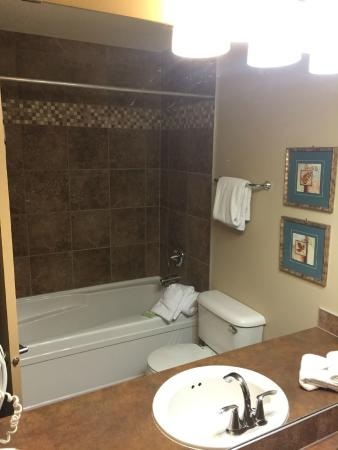 Playa del Sol: Ensuite Bathroom