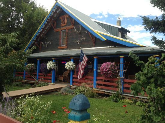 Halfway, OR: Main Lodge