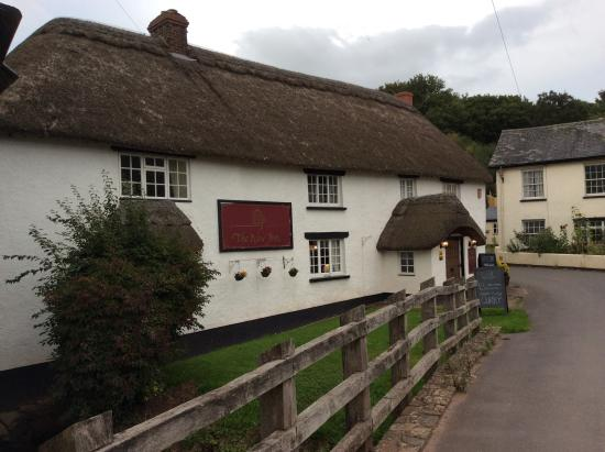 Coleford, UK: The New Inn