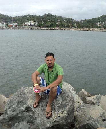 Marina Puerto Dorado Hotel : Nos divertimos mucho!!