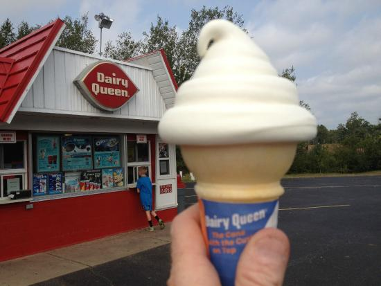 Solon Springs, WI: Large Cone